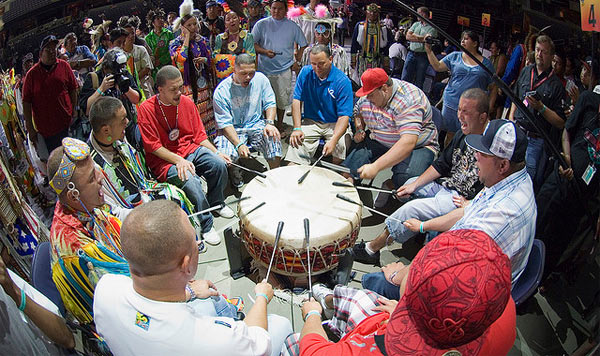 Social Sharing Beating The Collective Drum