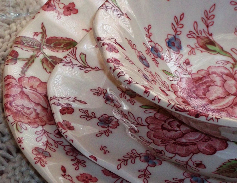 Karen Ginther Graham – Rose Chintz
