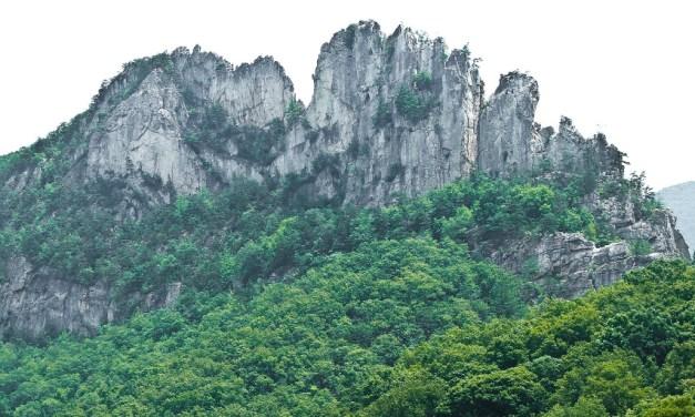 Brandi Jo Nyberg – Seneca Rocks