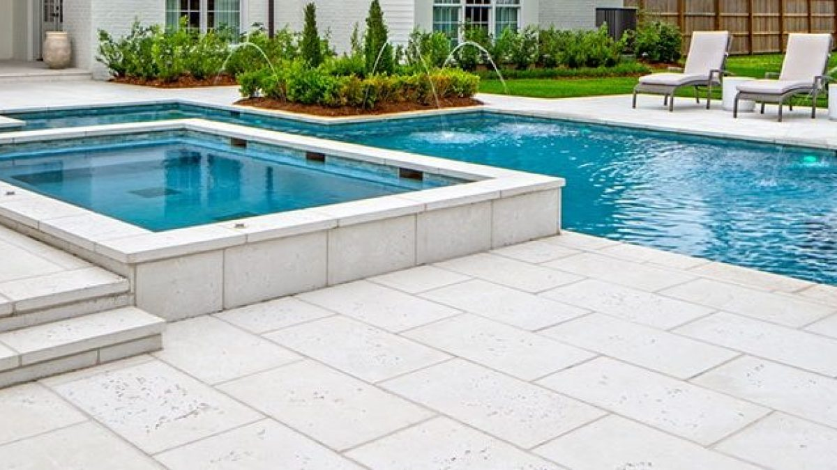 concrete pavers for landscaping