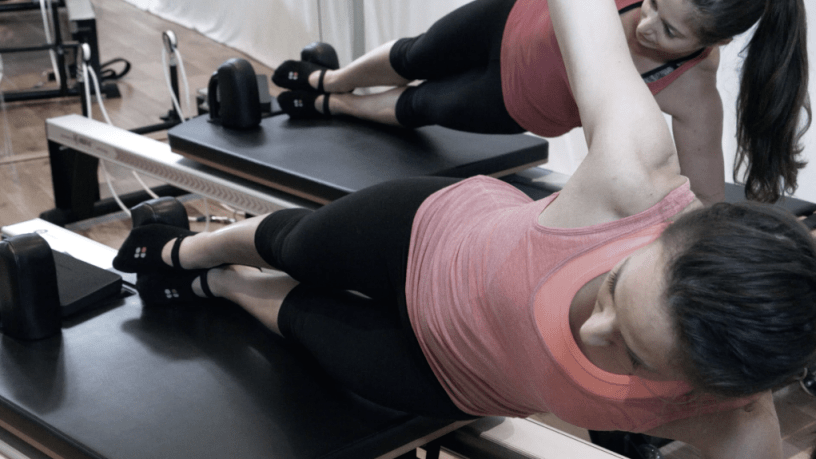 Pilates Reformer Sessions London W2 - Private Pilates Paddington - Peacock Pilates Reformer Studio3