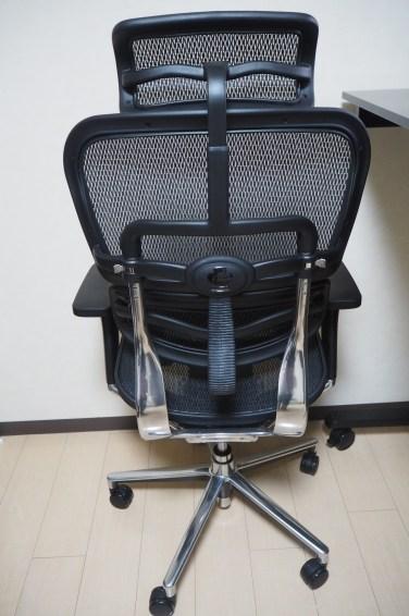 Ergohuman Chair Back