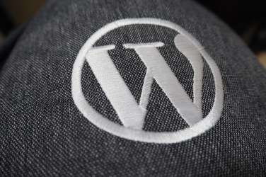 WP Aer Fit Pack 2 #06 WordPress Embroidered Logo