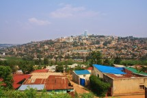 Contrasts Of Rwanda Peak Africa