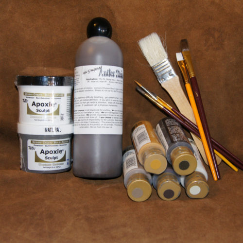 1002 antler chandelier kit Finishing Supply Kit to Make an Antler Chandelier