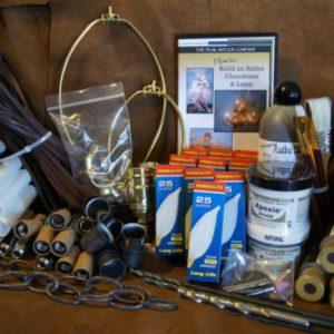 Antler Chandelier Kit DVD & Supplies
