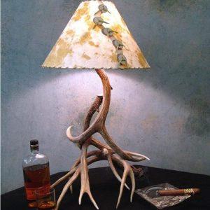 Antler Lamps & Sconces