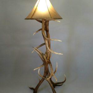 Antler Floor Lamps