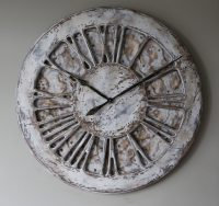 Large Shabby Chic Clocks | Rustic Wall Clocks | Handmade ...