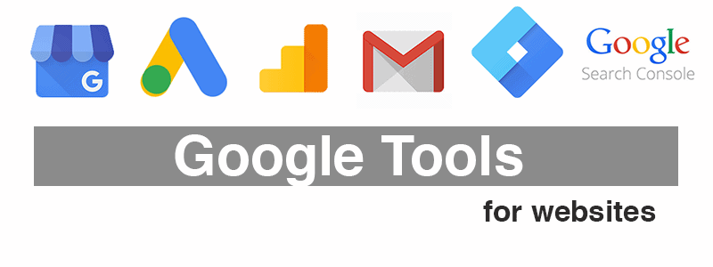 Google Tools For Websites