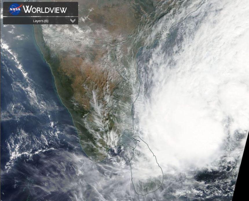 Bengal cyclone