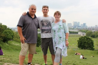 It's a long way to the top but worth the view over London
