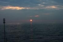 Sunset at Hunstanton