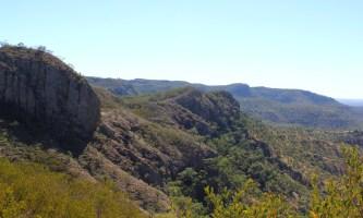 Mount Zambia - Minerva Hills National Park
