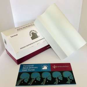 With the purchase of a Denneroll cervical device you receive instructions on how to use it and a program for you to follow.
