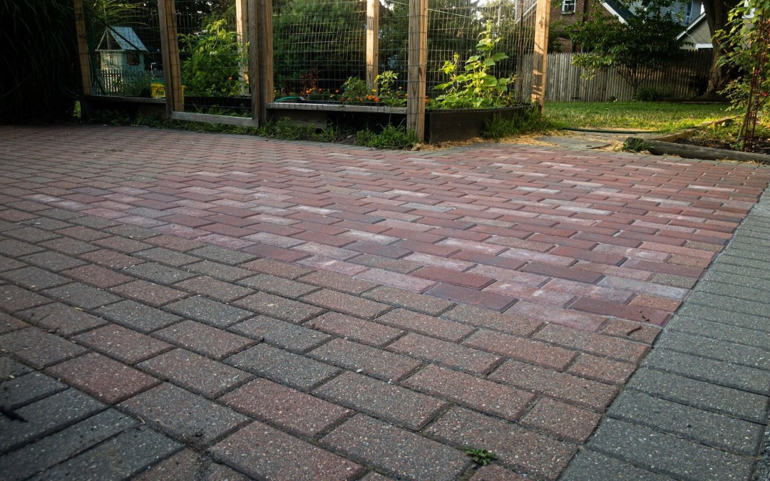 4 Benefits of Installing Pavers