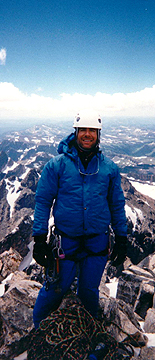Grand Teton summit