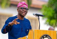 The Lagos State Governor, Babajide Sanwo-Olu.