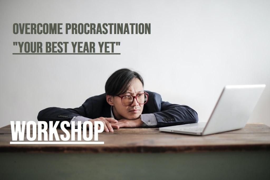 procrastination-workshop