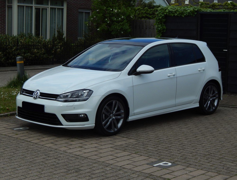 Peak Perfection Auto Detailing Volkswagen Golf R-line