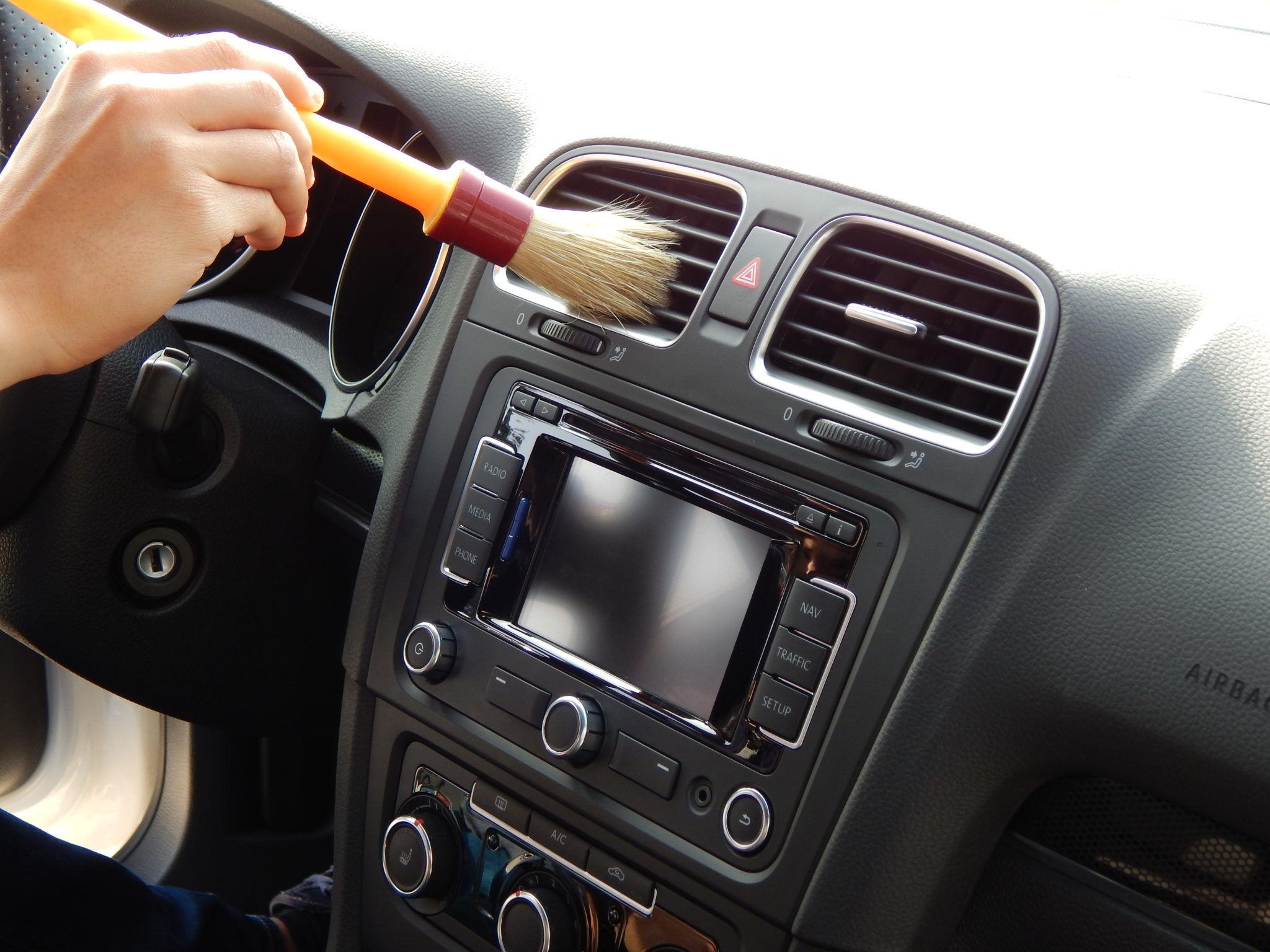 interieur reinigen auto