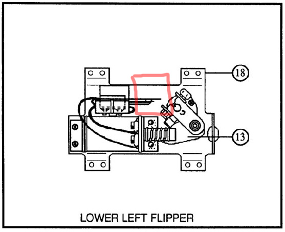 Pinball Flipper Wiring Diagram : 30 Wiring Diagram Images