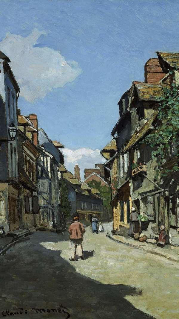Monet Paintings - Virtual Art