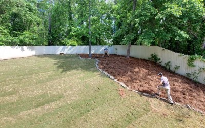 Drainage Installation: Prevent Flooding in Your NC Lawn