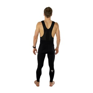 TriTiTan Long Cycling Bib Tight with Ventilation