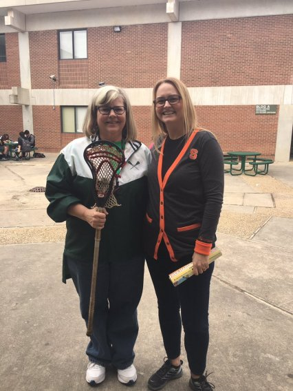 Mrs. Winstead and Mrs. Munger