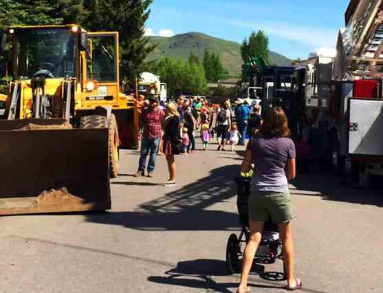 Jackson Hole is all about community