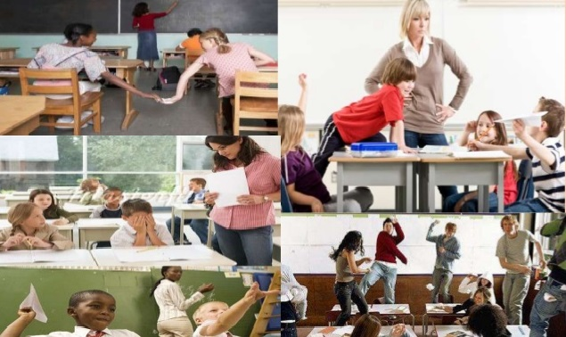 Possible Causes Of Misbehavior In The Classroom