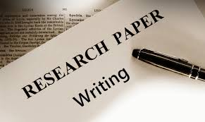 Tips in making a  research paper