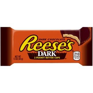 Reese's Peanut Butter Cups Dark Einzelriegel
