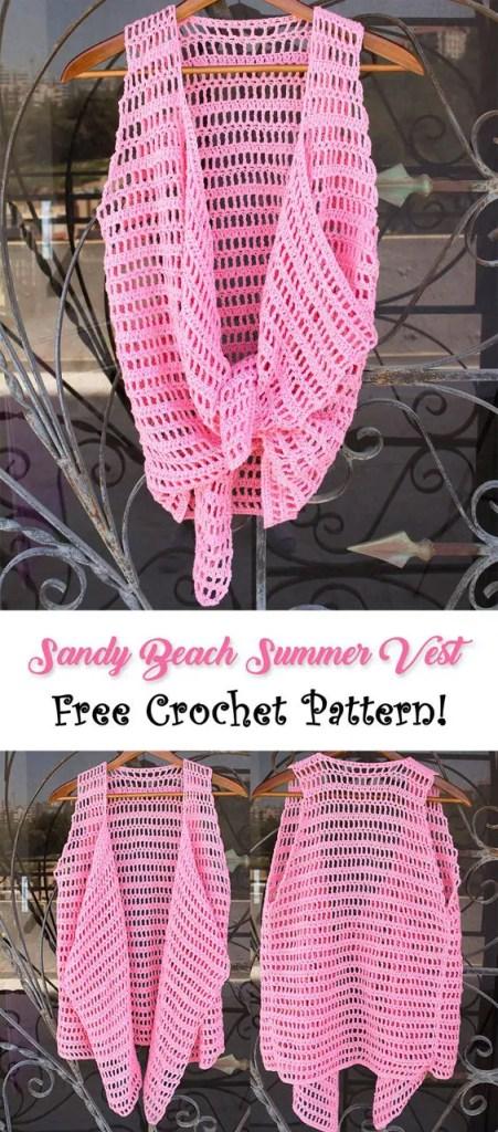 Summer Crochet Free Patterns Summer Wardrobe Must Haves