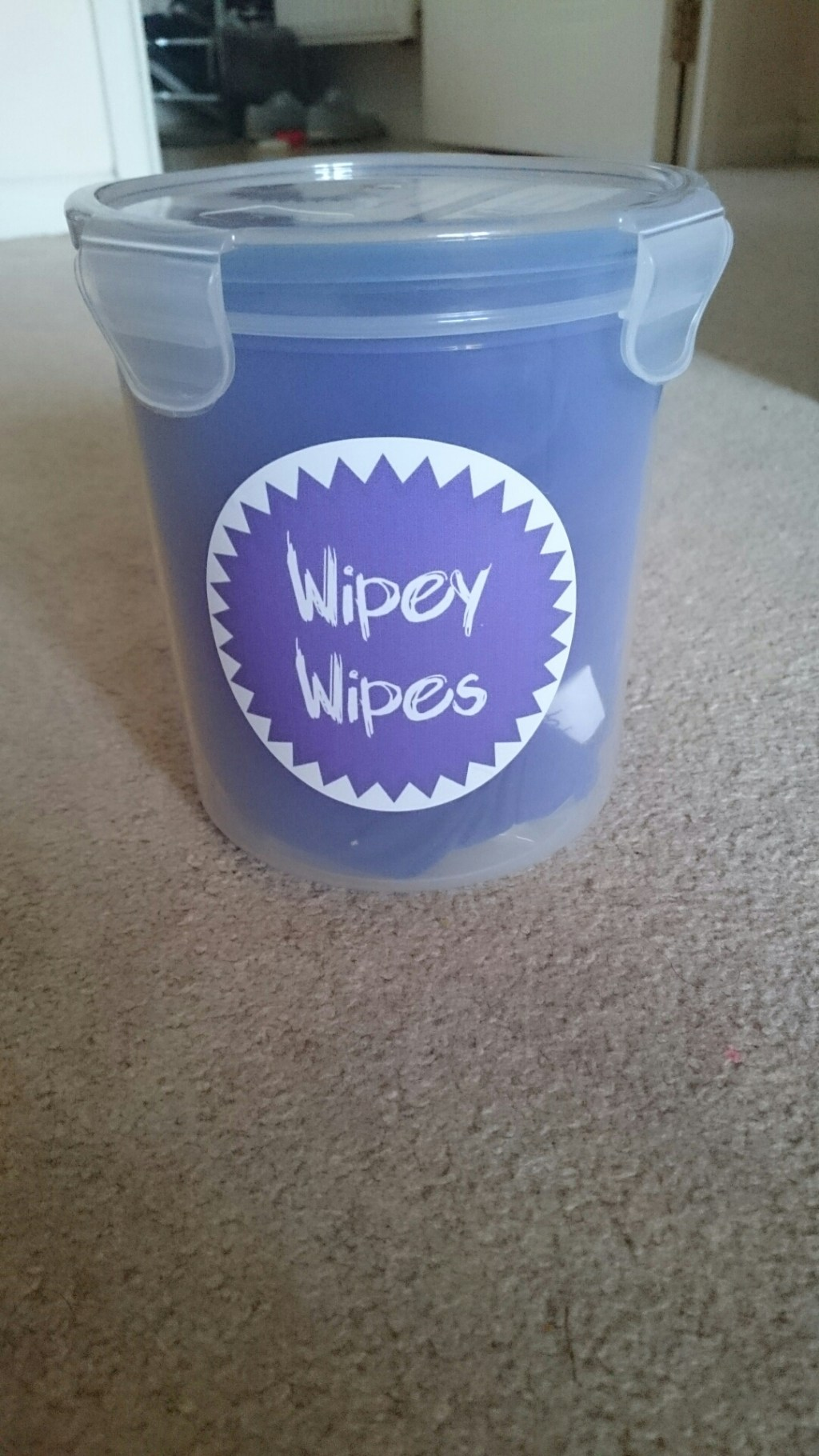 Wipey Wipes