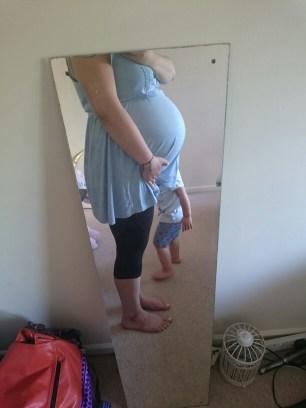 38-week pregnancy update