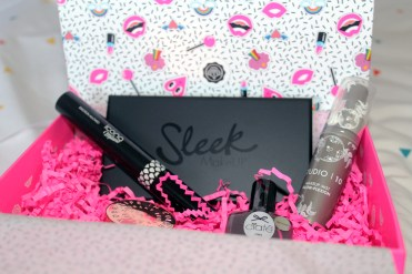 Glossybox February Galentines Day box
