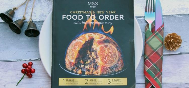 Peanut & Sprout's 2018 festive food guide – M & S