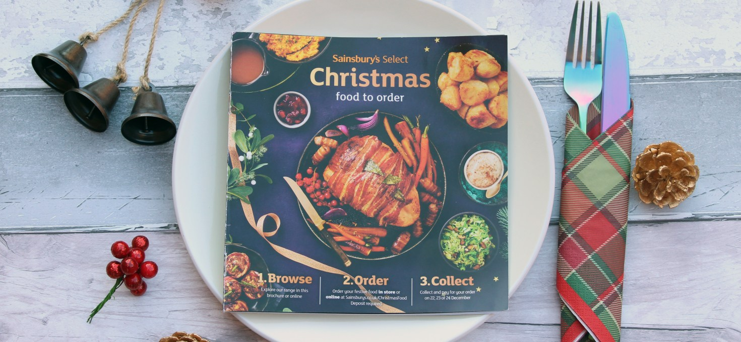 Peanut and Sprout's 2018 festive food guide – Sainsbury's