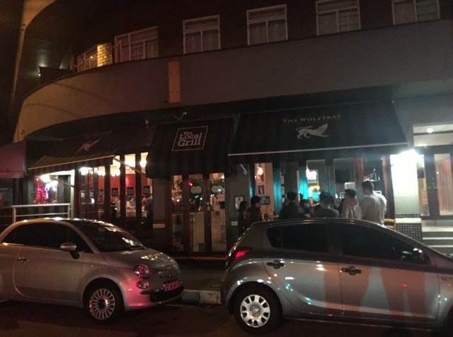 The Local Grill Street View - Peanut Gallery 247