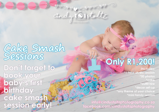 Cindy Stoltz Photography Cake Smash - PeanutGallery247