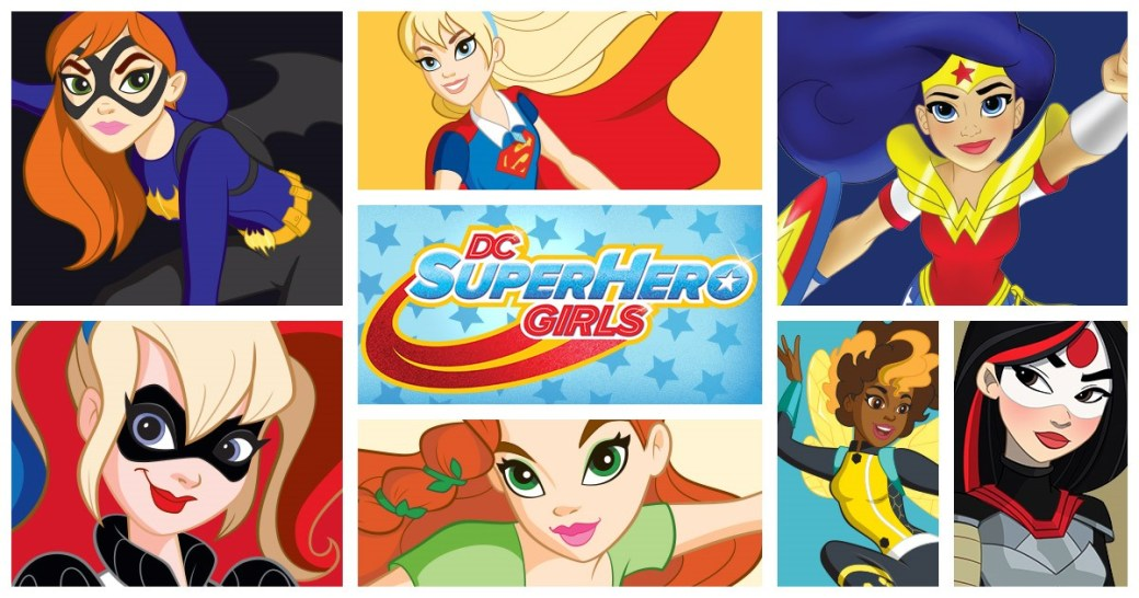 DC Superhero Girls - PeanutGallery247