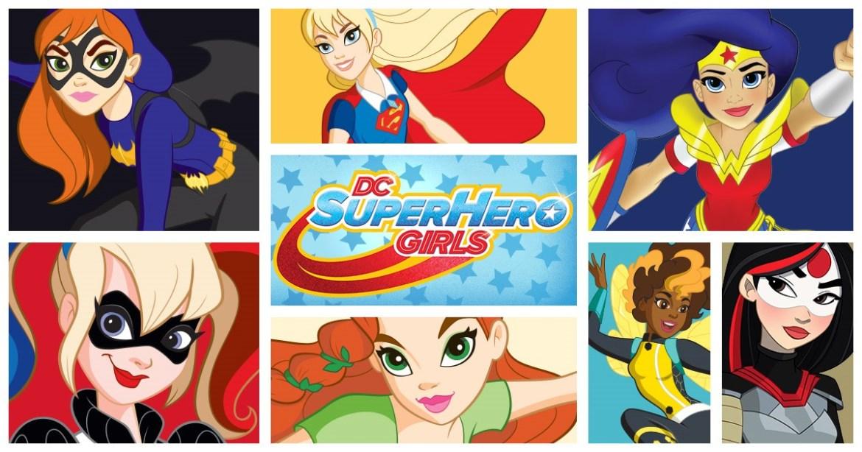 DC Superhero Girls - PeanutGallery247