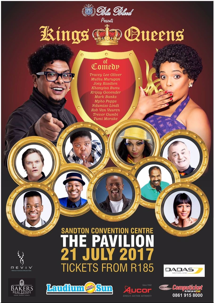 Kings & Queens of Comedy  – Win Tickets!