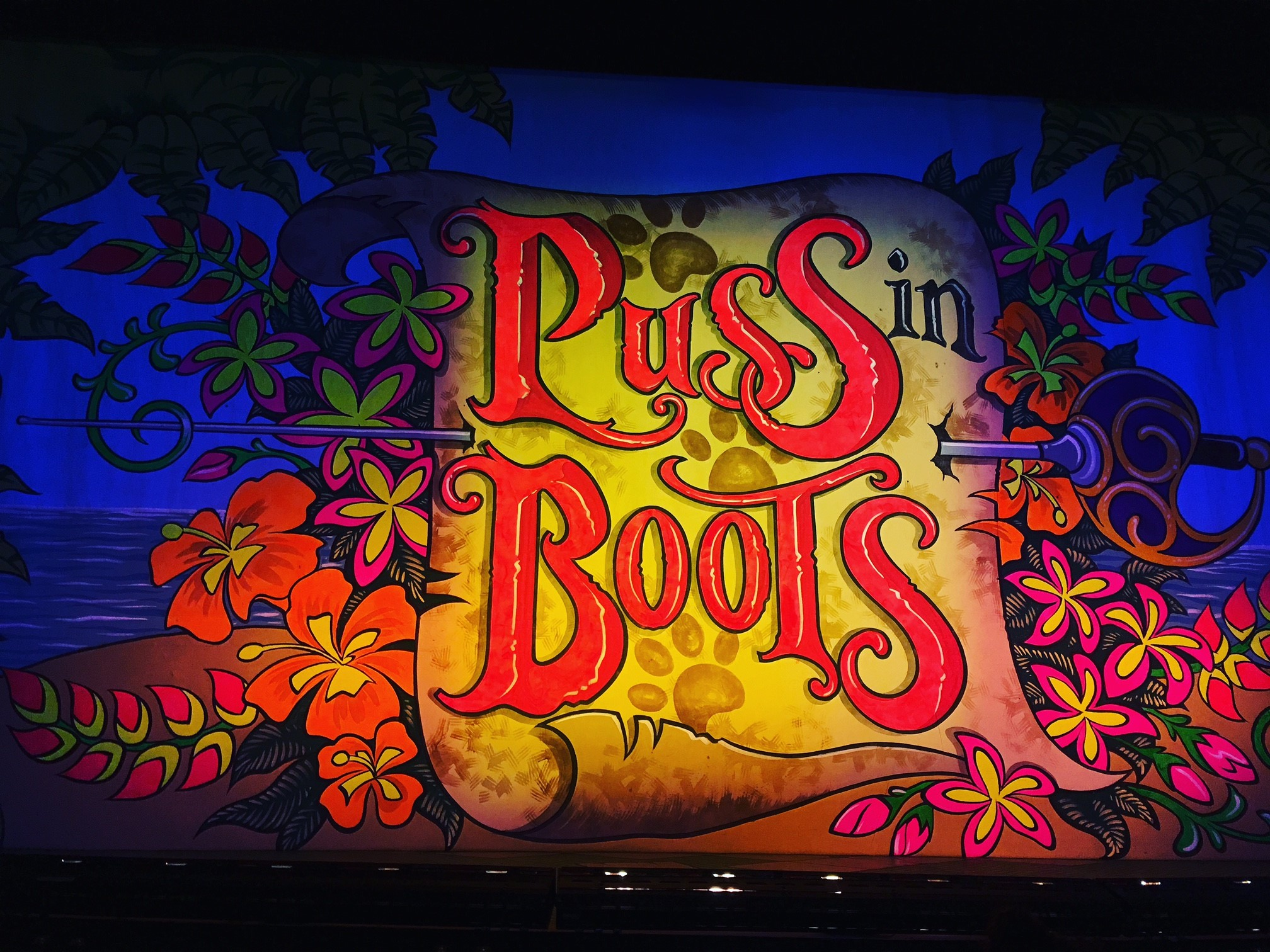 REVIEW: Puss in Boots – Everyone Needs  a Hero