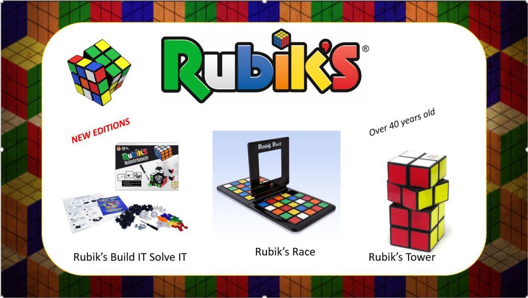 Rubik's - PeanutGallery247