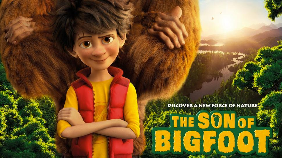 SON OF BIGFOOT – OUT IN CINEMAS THIS AUGUST