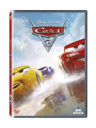 Cars 3_DVD - PeanutGallery247
