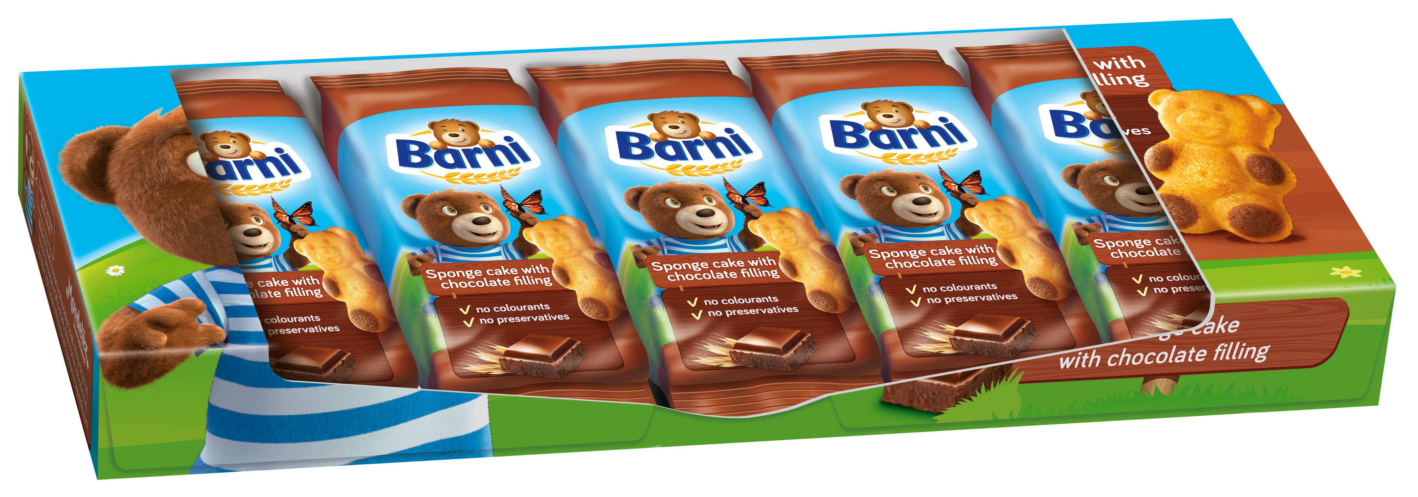 Barni Bear Hamper Giveaway